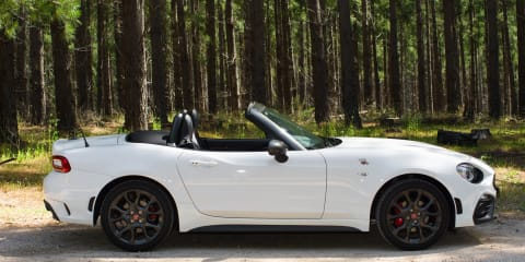 2017 Abarth 124 Spider review