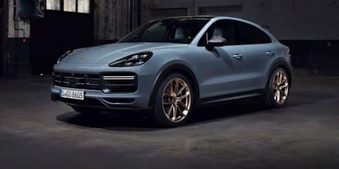 2022 Porsche Cayenne Turbo GT price and specs