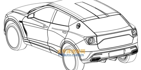 Lotus Lambda SUV to be announced before new year – report