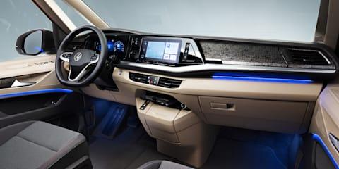 2022 Volkswagen Multivan unveiled, Australian launch under consideration