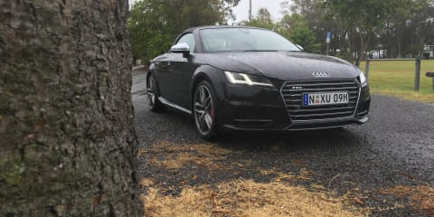 2016 Audi TT S Roadster Review