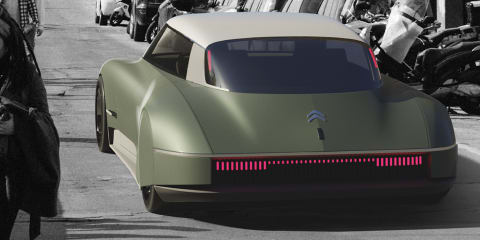 Citroen DS reimagined for the 21st century