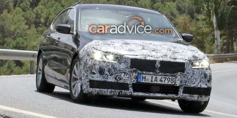2020 BMW 6 Series Gran Turismo facelift spied