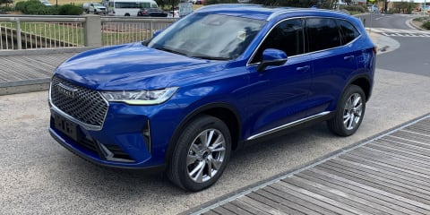 2021 Haval H6 due in Australia by July – UPDATE