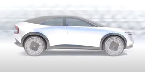 Nissan to build new small electric SUV at billion-dollar UK production facility