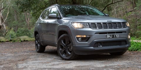 2020 Jeep Compass Night Eagle review