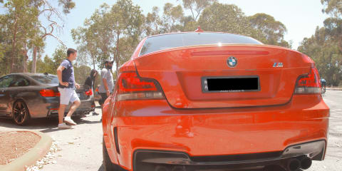 2012 BMW 1 Series M Coupe review Review