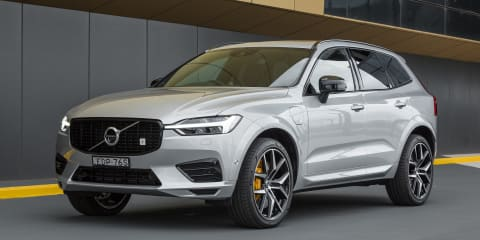 Volvo recalls XC60 SUV with potential windshield wiper fault