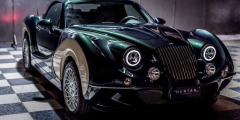 Mazda MX-5's Spanish cousin unveiled: Hurtan Grand Albaycin