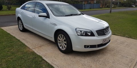 2007 Holden Statesman V6 Review Review