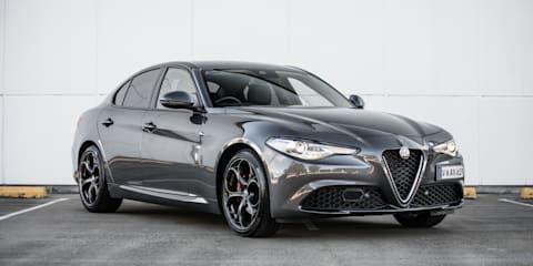 2021 Alfa Romeo Giulia Sport review