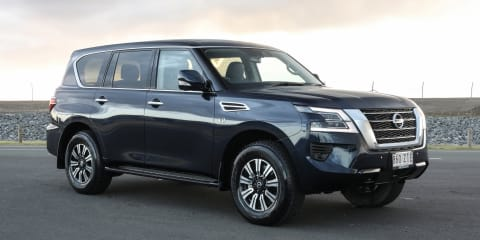 2020 Nissan Patrol pricing and specs: AEB now standard, no CarPlay/Android for Australia