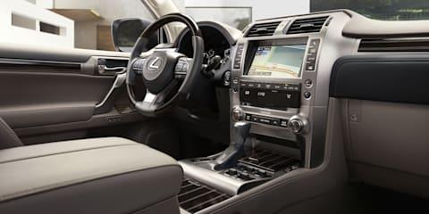 2020 Lexus GX facelift unveiled