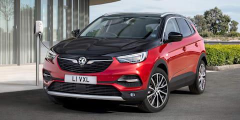 2019 Opel Grandland X Hybrid4 revealed