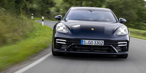 2021 Porsche Panamera Turbo S review