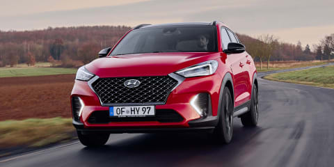 Hyundai Tucson N Line revealed - UPDATE