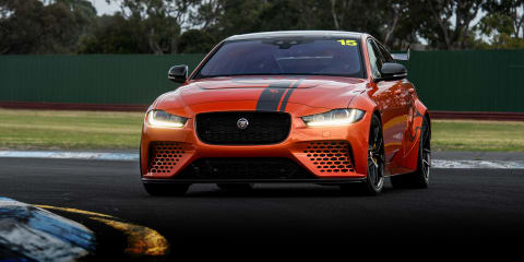 2019 Jaguar XE Project 8 review: Track test