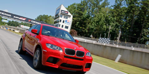 BMW X6 M Review