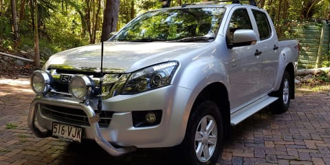 2014 Isuzu D-Max LS-M Hi-Ride (4x4) review