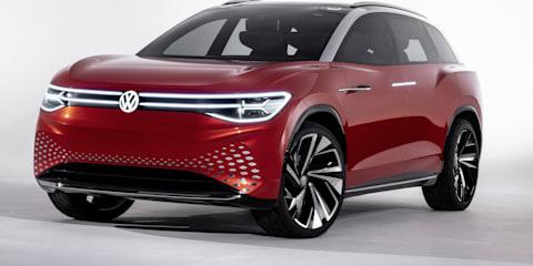 Volkswagen I.D. Roomzz revealed