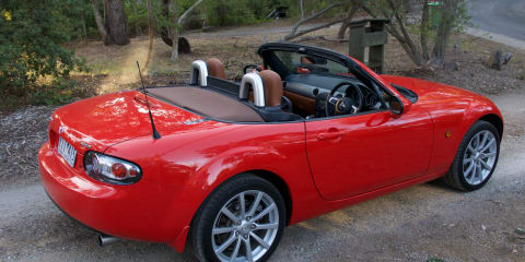 2005 Mazda MX-5 review