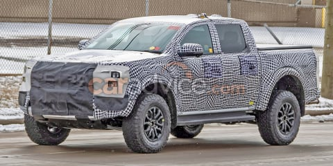2022 Ford Ranger Raptor spy photos: Is this the new model or an FX4 Max?