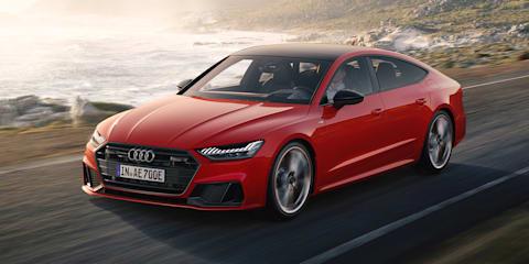 2020 Audi A7 Sportback 55 TFSI e quattro revealed