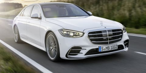 2021 Mercedes-Benz S-Class unveiled