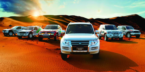 Around the Tracks: Mitsubishi off-roading, inspiring drivers and electric Fiats