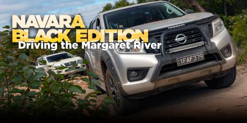 Nissan Navara ST Black Edition review: Driving Margaret River