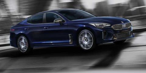 2021 Kia Stinger facelift detailed, Australian launch later this year