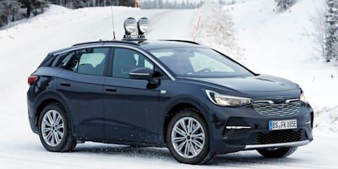 2020 Volkswagen ID.4 spied