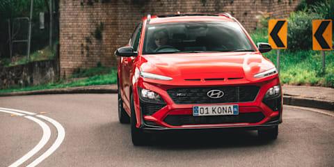 2021 Hyundai Kona N Line Premium review