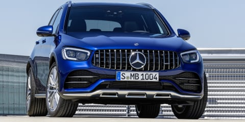 2019 Mercedes-AMG GLC43 revealed, Australian launch next year