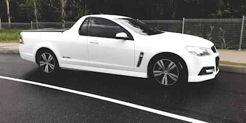 2015 Holden Ute SV6 Storm review