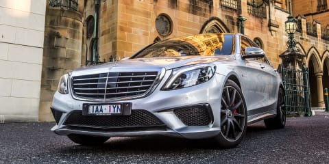 2014 Mercedes-Benz S63 AMG Speed Date