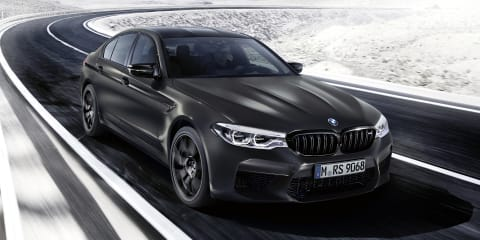 BMW M5 Edition 35 Years revealed - UPDATE