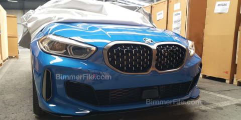 2020 BMW M135i xDrive leaked