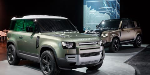 2020 Land Rover Defender: Engineering overview