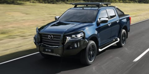 2021 Mazda BT-50: Accessories program launches, full range to exceed 100 options