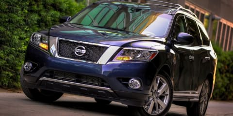 Nissan Pathfinder priced from $39,990