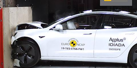 Tesla Model 3, Audi A6 score five-star ANCAP ratings