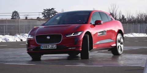 2018 Jaguar I-Pace quick drive review