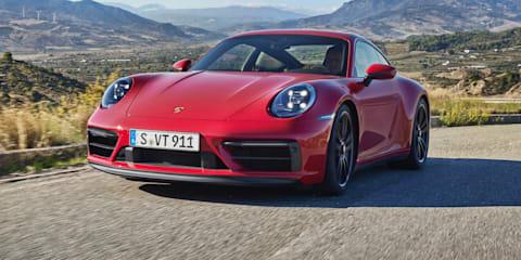 2022 Porsche 911 GTS price and specs