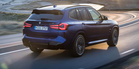 2022 BMW X3 M and X4 M Competition facelifts unveiled, Australian launches due late 2021 – UPDATE