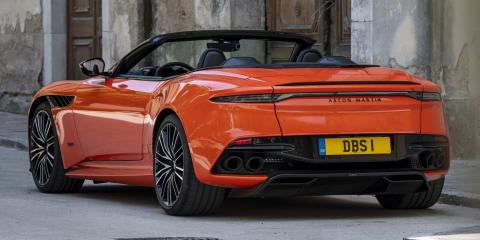 2020 Aston Martin DBS Superleggera Volante review