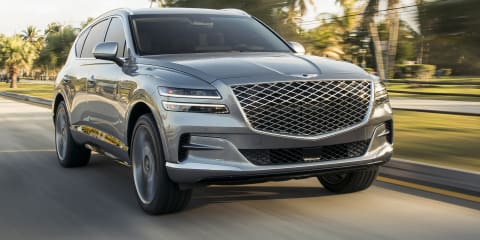 2021 Genesis GV80 price and specs: Luxury SUV on sale October 2020