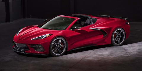 First 2020 Chevrolet Corvette C8 arrives at Holden in Australia, but there's a catch