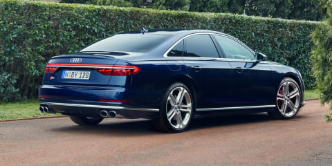 2020 Audi S8 review
