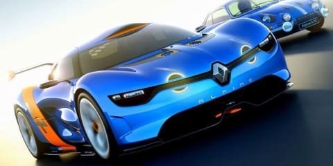 Renault and Caterham join forces to build affordable sports cars